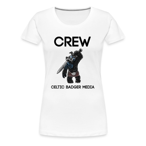 CBM Staff Back - Women's Premium T-Shirt