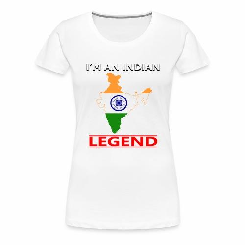 INDIA - Women's Premium T-Shirt