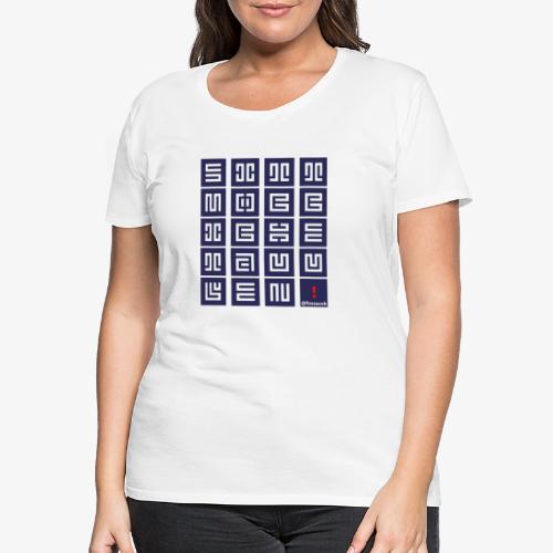 SittMocciche - Maglietta Premium da donna