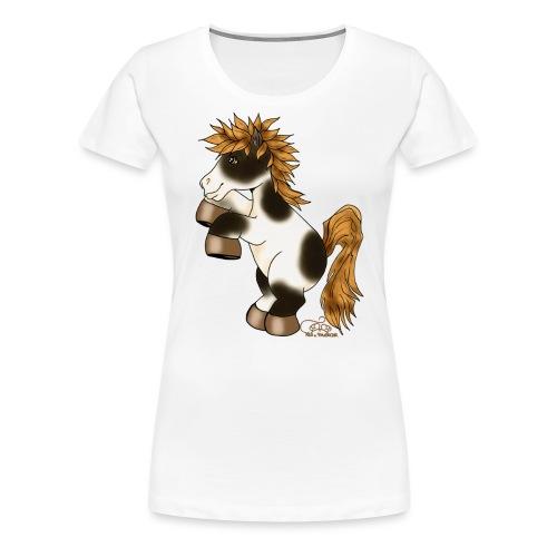 Hottehüü - Frauen Premium T-Shirt