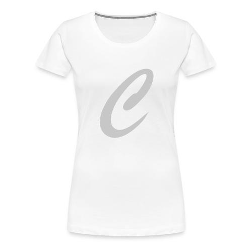 cornerc - Dame premium T-shirt
