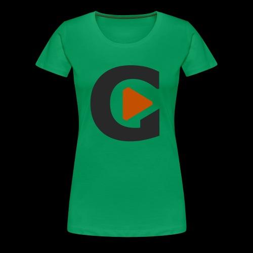 GVMP - Black - Frauen Premium T-Shirt