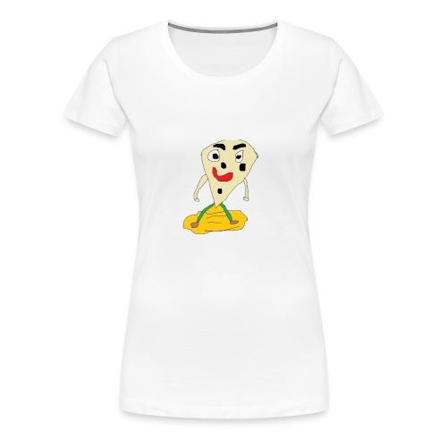 Lepisetti - Naisten premium t-paita