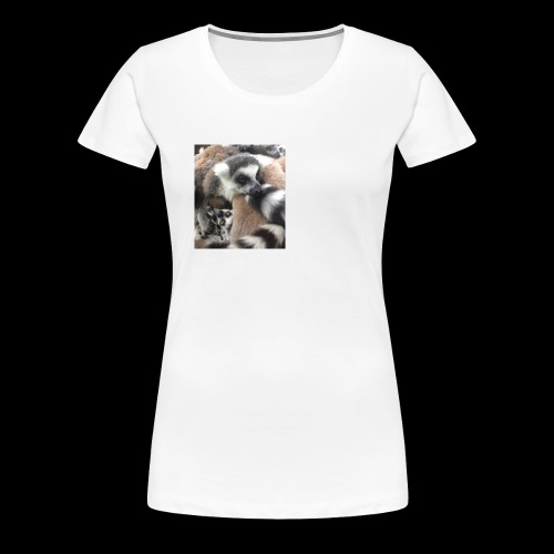 animals - Vrouwen Premium T-shirt