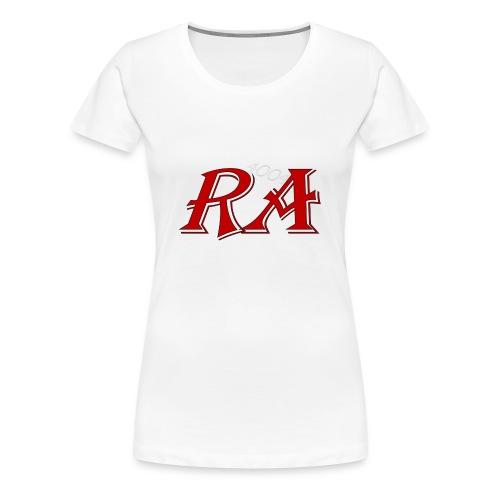 Mannen sweater RA4004 - Vrouwen Premium T-shirt