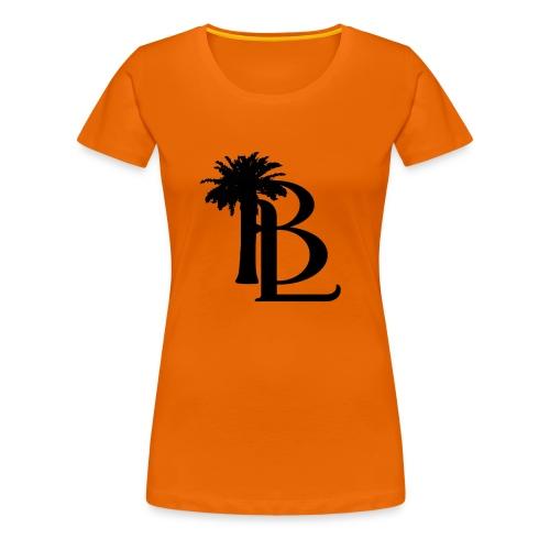 bllogo-png - Dame premium T-shirt