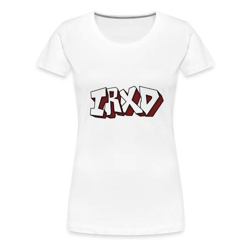 t-shirt voor vrouwen met lange mouwen - Vrouwen Premium T-shirt