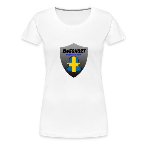 Sweghost t-shirt - Premium-T-shirt dam