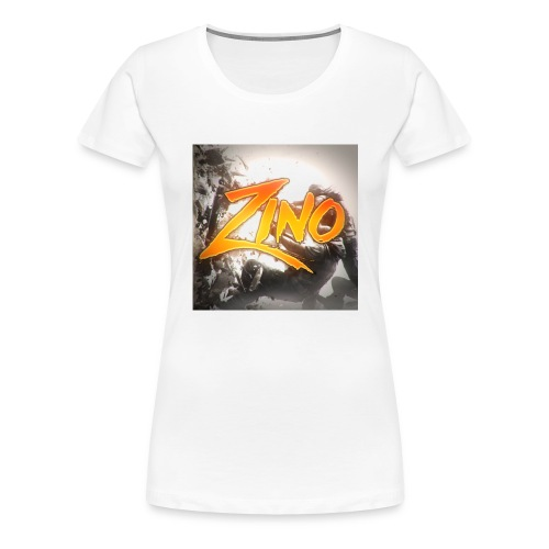 InfinityZino Snapback! - Vrouwen Premium T-shirt