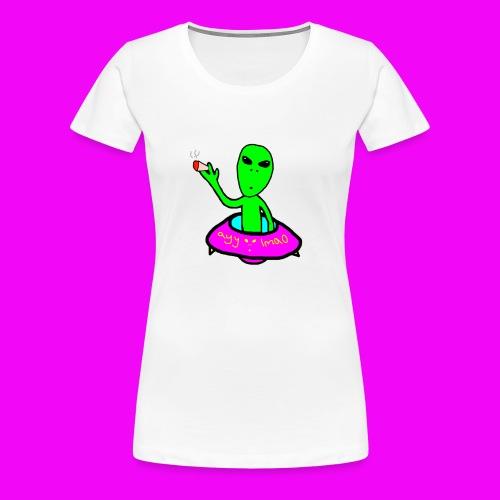 ayylmao - Women's Premium T-Shirt