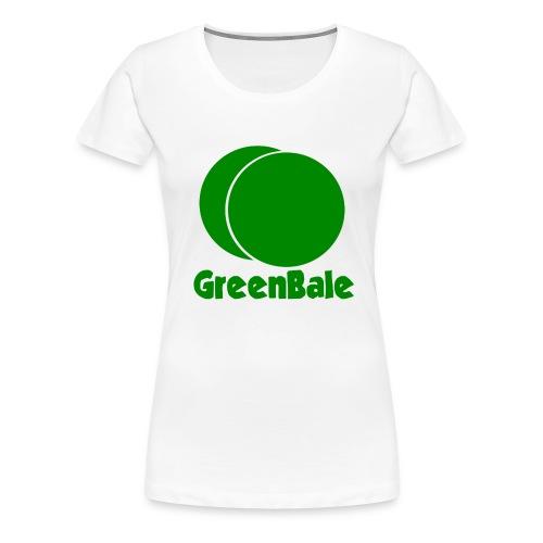GreenBale Mug - Women's Premium T-Shirt