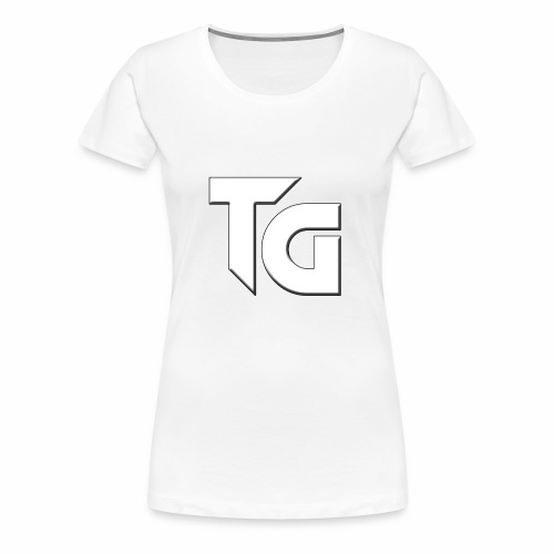 TG mearch - Vrouwen Premium T-shirt