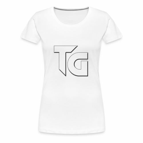 TG mearch png - Vrouwen Premium T-shirt