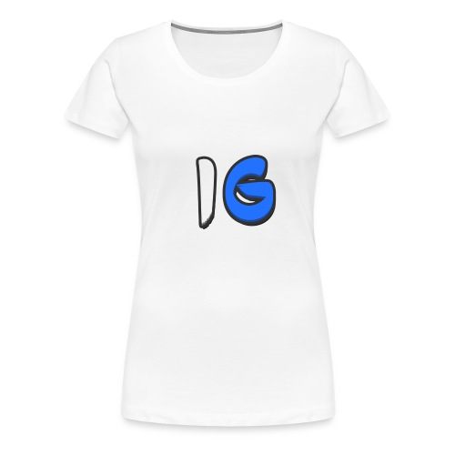 Offical Second Coloured Design No Background - Women's Premium T-Shirt