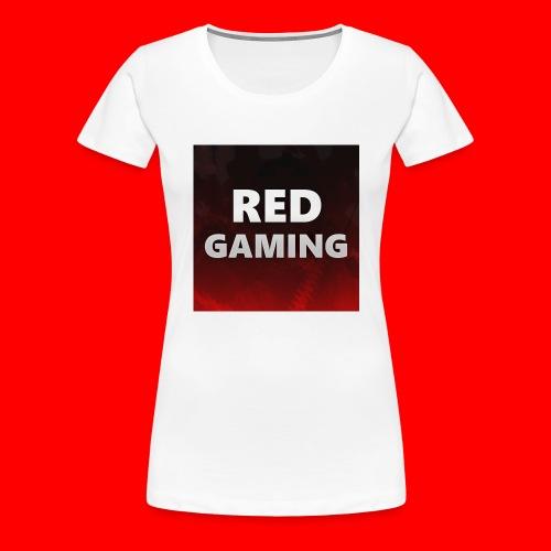 RED DESIGN - Women's Premium T-Shirt