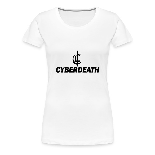 Cyberdeath Polo Tee - Frauen Premium T-Shirt