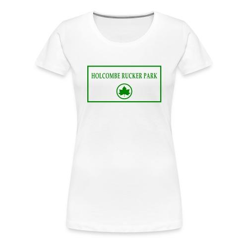 RuckerPark - Maglietta Premium da donna