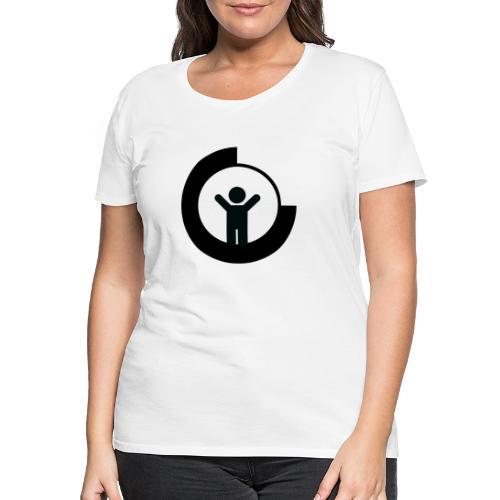 Logo Activiteitencommissie - Vrouwen Premium T-shirt