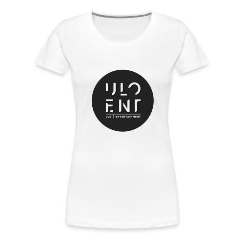 Ulo Entertainment - Naisten premium t-paita