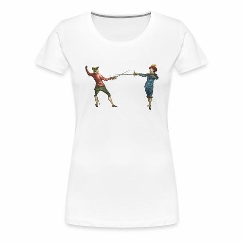 angelo - Frauen Premium T-Shirt