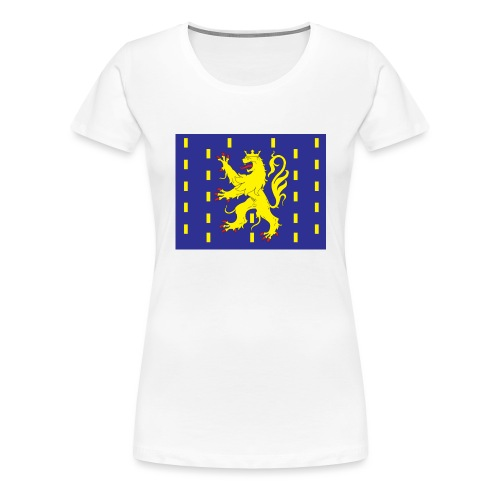Franche Comté - T-shirt Premium Femme