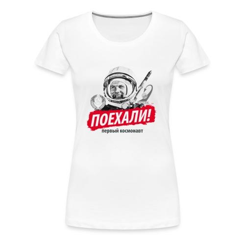 Original Spaceman - Women's Premium T-Shirt
