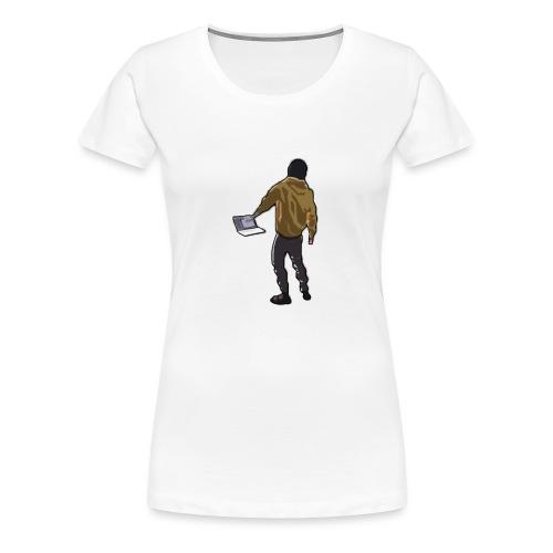 CW RaeChill - Women's Premium T-Shirt
