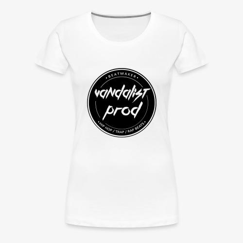 Logo Vandalist Prod - T-shirt Premium Femme