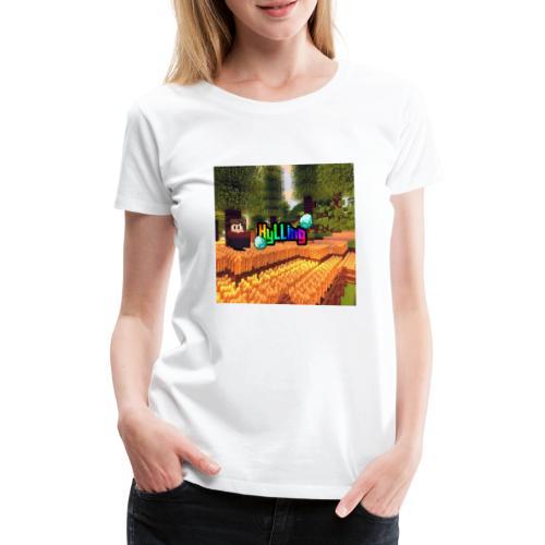 xxkyllingxx Logo på twitch - Dame premium T-shirt
