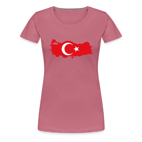 Tyrkern - Dame premium T-shirt