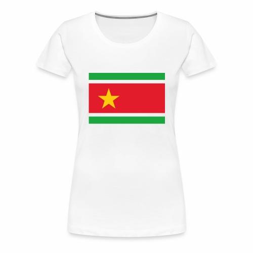 Karukera flag - T-shirt Premium Femme
