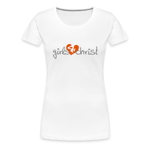 girls4christ - Frauen Premium T-Shirt