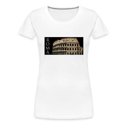 roma2 - T-shirt Premium Femme