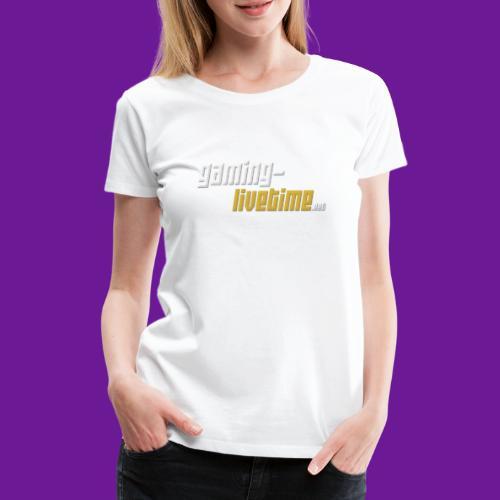 Jubiläums Logo - Frauen Premium T-Shirt