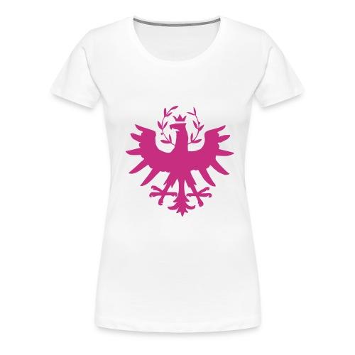 tiroler adler - Frauen Premium T-Shirt