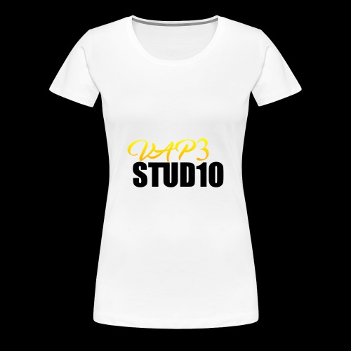 VAP3 STUD1O limited edition - Women's Premium T-Shirt