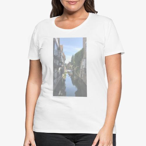 Old Weavers - Women's Premium T-Shirt