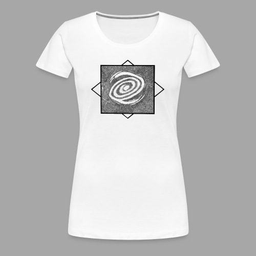 Galaxie - La valse à mille points - T-shirt Premium Femme