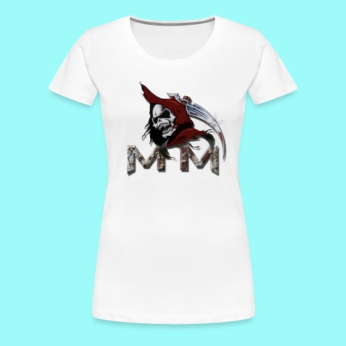 mm reaper 2048vector png - Women's Premium T-Shirt