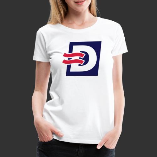 D Dahlén Rederiet - Premium-T-shirt dam