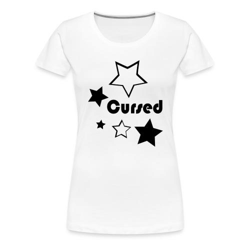 Cursed_Stars - Frauen Premium T-Shirt