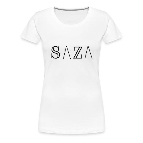 SAZA - Vrouwen Premium T-shirt