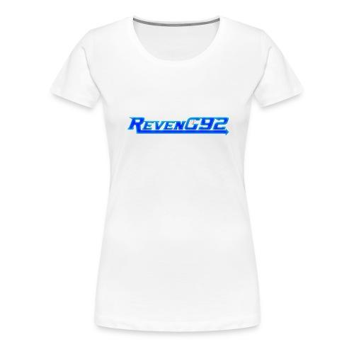 RevenG92 logo - Vrouwen Premium T-shirt