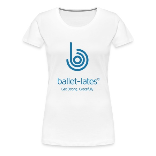 Ballet-Lates - Women's Premium T-Shirt