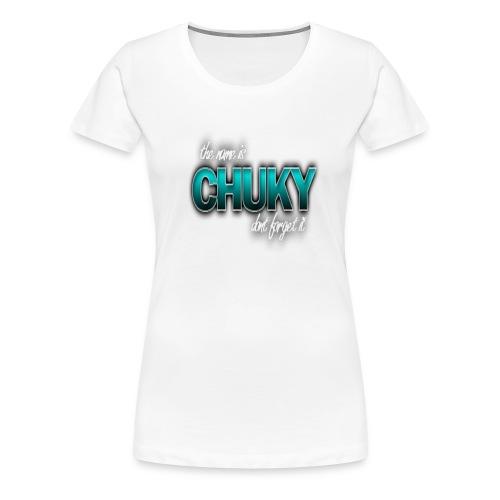 Taza oficial 2016 - Camiseta premium mujer