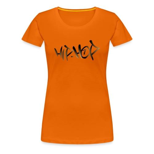HIP HOP - Women's Premium T-Shirt