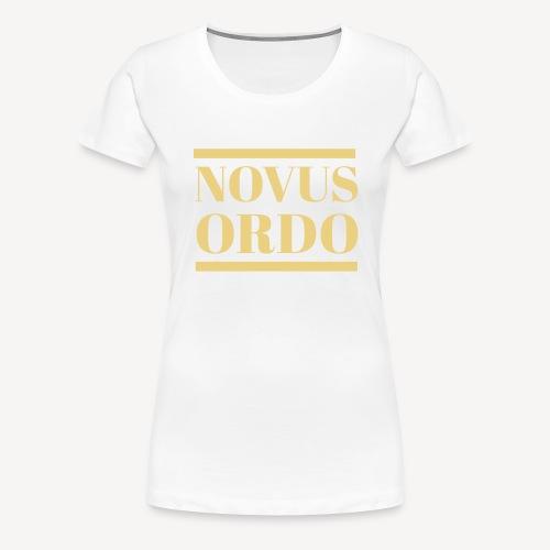 NOVUS ORDO - Women's Premium T-Shirt