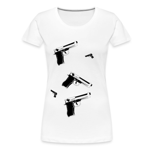 images png - Vrouwen Premium T-shirt