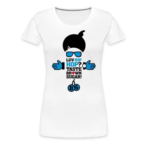 small - Frauen Premium T-Shirt