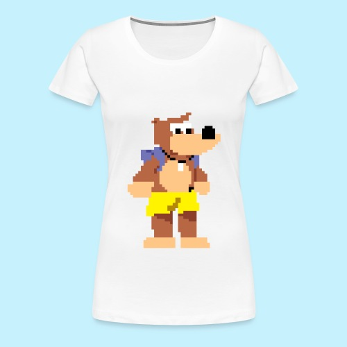B An' Jo's Egg - Women's Premium T-Shirt